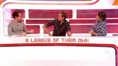 S05E02 - Peter Crouch, Jimmy Carr and Louise Hazel