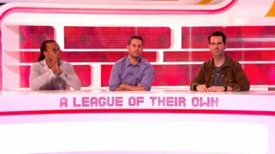 S07E01 - Amy Williams, Edgar Davids and Jimmy Carr