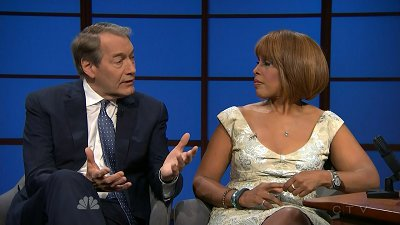S01E58 -  Charlie Rose, Gayle King, Aidy Bryant, Linda Fairstein
