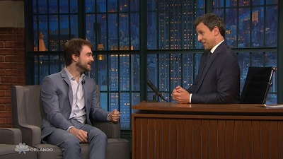 S03E126 - Daniel Radcliffe, Billy Eichner, Band of Skulls, Ray Luzier