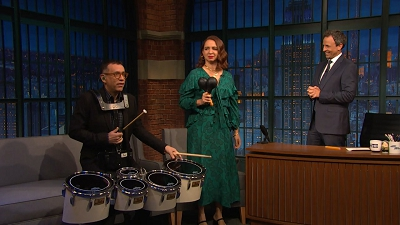 S05E149 - Maya Rudolph, Fred Armisen, Dominic West