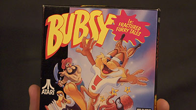 S2014E09 - Bubsy in Fractured Furry Tales (Atari Jaguar)
