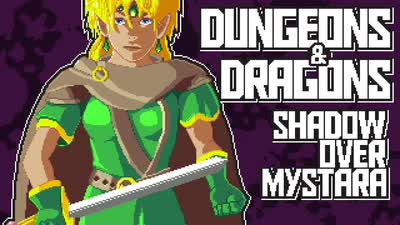 S2017E25 - Dungeons & Dragons: Shadow over Mystara (Arcade) Part 2