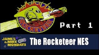 S2017E38 - The Rocketeer (NES) Part 1