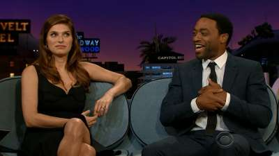 S01E66 - Lake Bell, Chiwetel Ejiofor, Little Mix