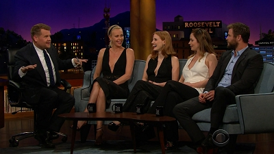 S02E50 - Charlize Theron, Chris Hemsworth, Emily Blunt, Jessica Chastain