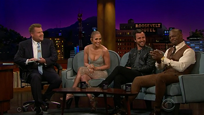 S02E168 - Jennifer Lopez, Terry Crews, Justin Theroux, Green Day