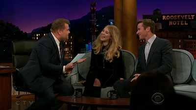 S03E44 - Armie Hammer, Juno Temple, Charlie Puth, Kelly Clarkson