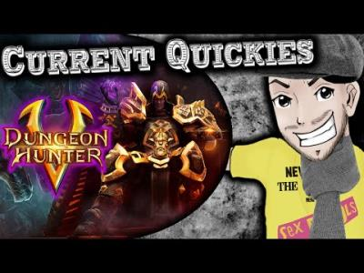 S2016E29 - Dungeon Hunter 5 (iOS Review) - Current Quickies