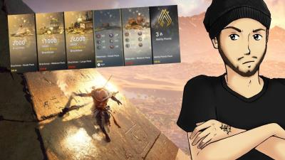 S2017E90 - ASSASSIN\'S CREED ORIGINS DISAPPOINTINGLY SURPRISED ME