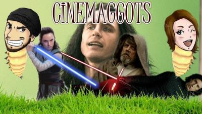 S2017E106 - \'The Last Jedi\' and \'The Disaster Artist\' - CINEMAGGOTS