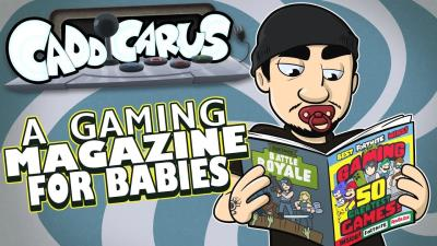 S2018E48 - A Gaming Magazine for Babies