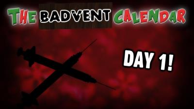 S2018E68 - The Inpatient Review - Badvent Calendar (DAY 1)