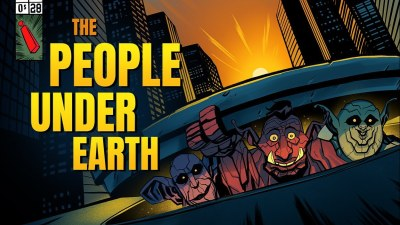 S2017E28 - The People Under Earth - The Impressives