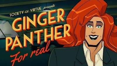 S2018E08 - Ginger Panther for real