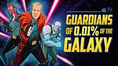 S2018E13 - Guardians of 0.01% of the Galaxy