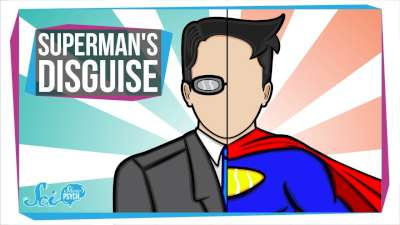 S2018E13 - Would You Be Able to See Through Superman\'s Disguise?