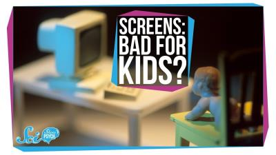 S2018E16 - Are Digital Screens Actually Bad For Kids?