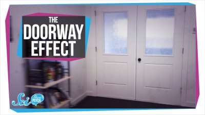 S2017E06 - Do Doorways Actually Make Us Forget Things?