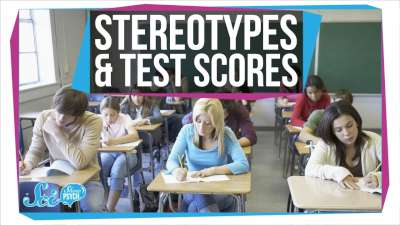 S2017E18 - How Stereotypes Affect Your Test Scores