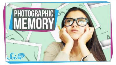 S2017E32 - Does Photographic Memory Exist?