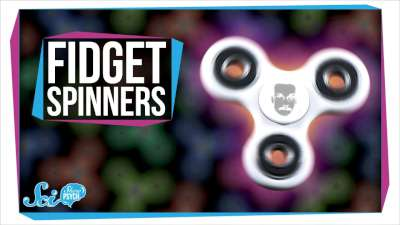S2017E36 - Do Fidget Spinners Really Help You Focus?
