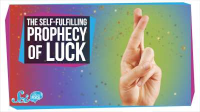 S2017E71 - The Self-Fulfilling Prophecy of Luck