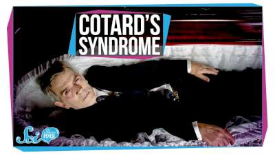 S2017E72 - Cotard\'s Syndrome: When People Believe They\'re Dead