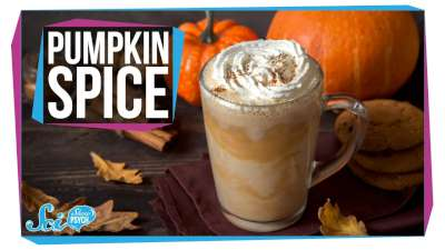 S2017E76 - Why We\'re OBSESSED with Pumpkin Spice