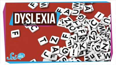 S2017E77 - Dyslexia: When Your Brain Makes Reading Tricky