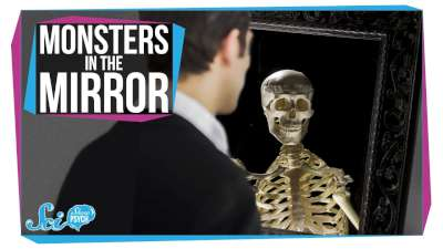 S2017E79 - Why You See Monsters in the Mirror