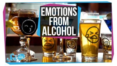 S2018E59 - How Different Types of Alcohol Affect Your Emotions