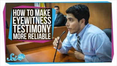 S2018E77 - How To Make Eyewitness Testimony More Reliable