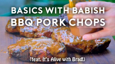 S02E02 - Barbecue Pork Chops (feat. It\'s Alive with Brad)