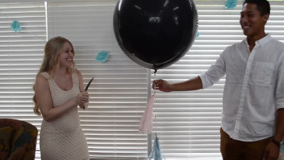 S2015E05 - FIRST TIME MOM: SURPRISE GENDER REVEAL!