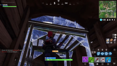 S01E329 - PORT-A-FORT GLITCH..?! (episode 329)