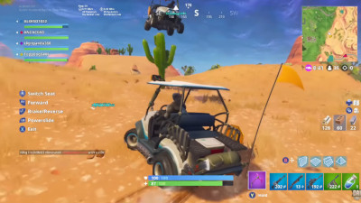 S01E561 - FLYING CAR CHEATS IN FORTNITE.. (episode 561)