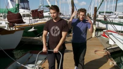 S06E03 - The Gang Buys a Boat