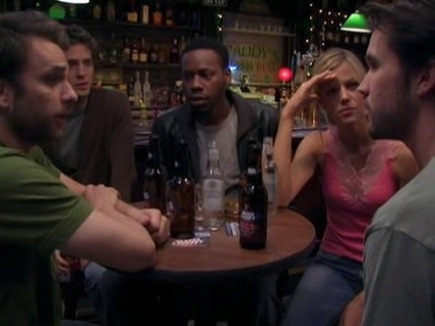 S01E01 - The Gang Gets Racist
