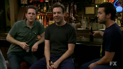 S06E08 - The Gang Gets a New Member