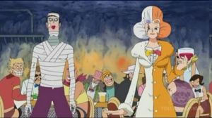S13E57 - A Paradise in Hell! Impel Down - Level 5.5!