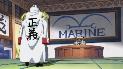 S13E77 - Flashback Special Before Marineford - The Three Admirals