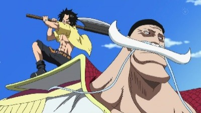 S13E80 - The Beginning of the War - Ace and Whitebeard\'s Past!