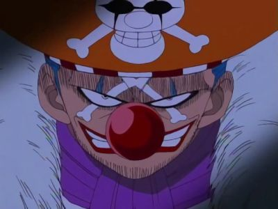 S01E05 - A Terrifying Mysterious Power! Captain Buggy, the Clown Pirate!