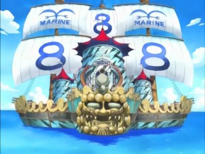 S04E12 - Luffy, Completely Surrounded! Commodore Nelson\'s Secret Strategy!