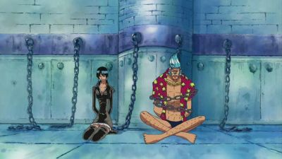 S11E48 - Answer Us, Robin! The Outcries of the Straw Hat Crew!!
