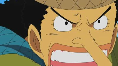 S11E77 - The Criminal is Boss Luffy? Chase the Vanished Great Sakura Tree