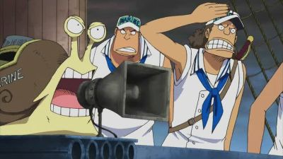 S11E84 - A Friend Approaches from the Sea! The Straw Hat Crew\'s Strongest Bonds