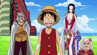 S14E35 - Luffy\'s Training Begins - Meet Up at the Promised Place in Two Years