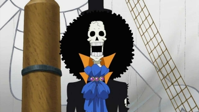 S13E03 - Brook`s Hard Struggle - The Difficult Path to Becoming a True Nakama